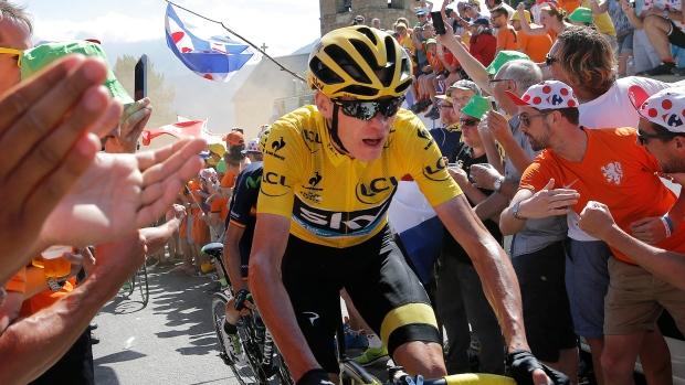 Tsn Tour De France