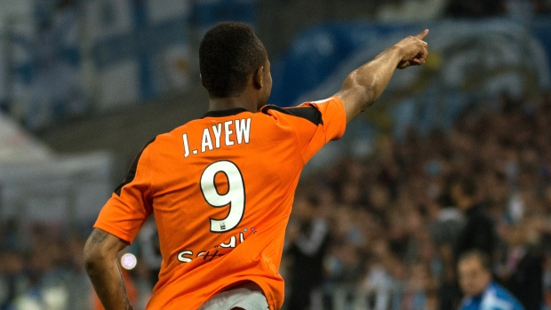 Jordan Ayew Signs Aston Villa