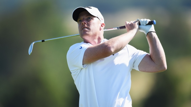 Horsey shoots 1st-round 61, upstages strong field in Saudi