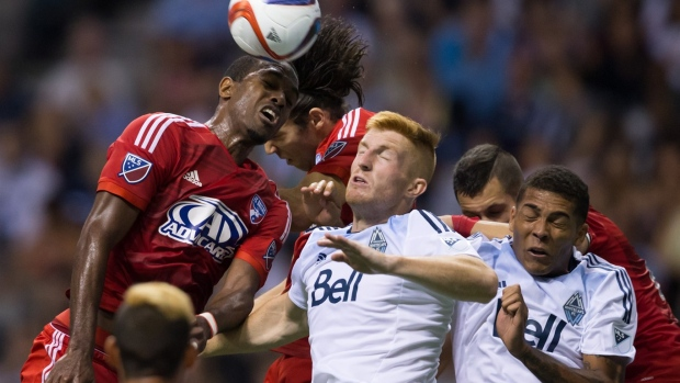Christian Techera scores in 32nd minute to lift Whitecaps past FC Dallas Article Image 0