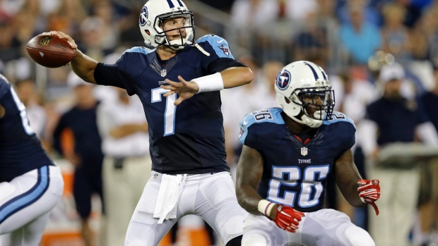 Chargers waiving quarterback Zach Mettenberger