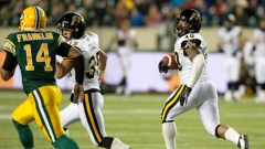 Tiger-Cats Eric Norwood