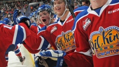 Oil Kings Home Opener 2015