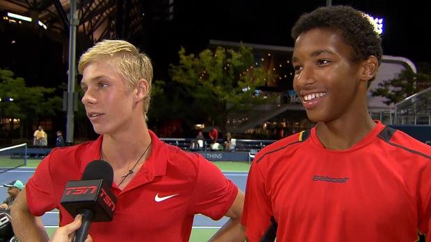 Top junior players show #Canada's #Tennis depth extends beyond #Milos #Raonic, #Eugenie #Bouchard