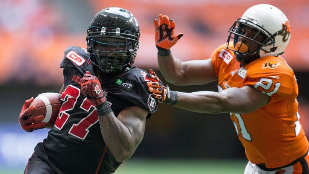 Redblacks Jeremiah Johnson Lions Ryan Phillips