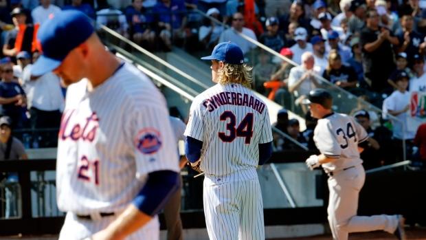 Pineda Yankees Shut Out Mets Tsn Ca