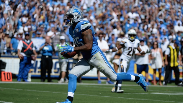 Colts Sign Former Lions First-Round Pick Eric Ebron