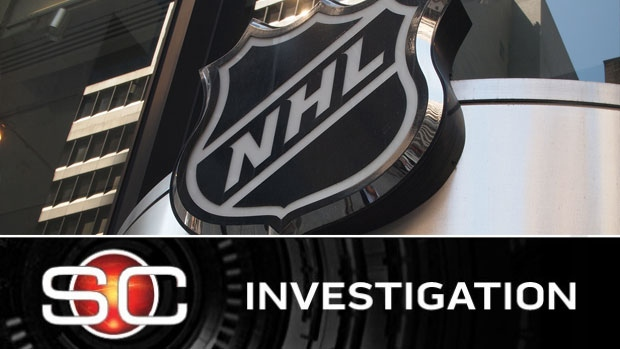 NHL - SportsCentre Investigation