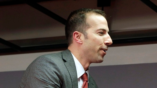 Report: Angels pick up GM Eppler's option for next season - TSN.ca