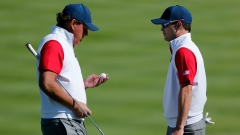 Phil Mickelson and Zach Johnson