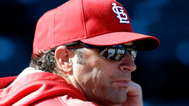 Cardinals, Matheny agree to 3-year contract extension