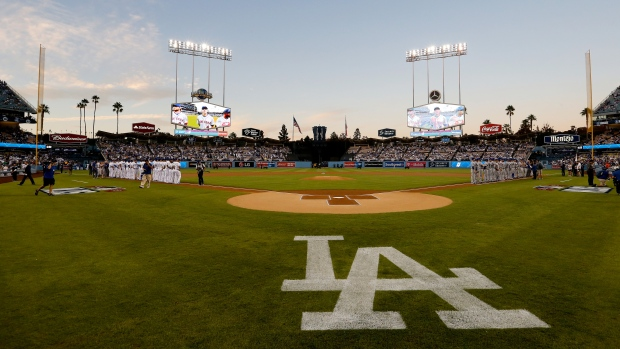 Coroner says Los Angeles Dodgers fan died after being struck by ball