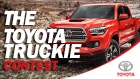 Toyota Truckie Contest
