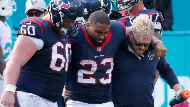Houston Texans Rumors: Ray Rice, Montee Ball Not Replacing Arian Foster