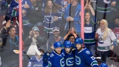 Sedin, Vrbata and Edler