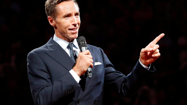 Retired NBA star Steve Nash developing basketball drama with CBC-TV Article Image 0