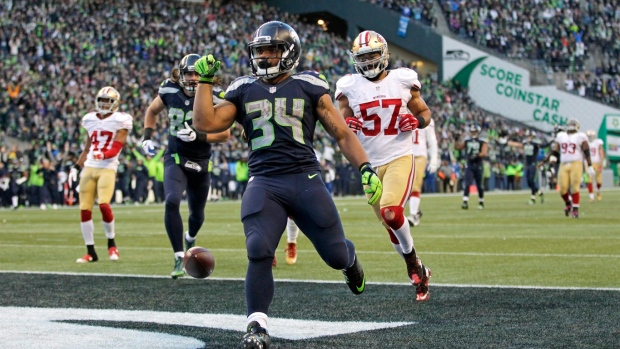 Thomas Rawls likely to get call at RB again for Seattle with uncertainty around Marshawn Lynch Article Image 0
