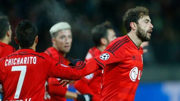 Mehmedi Rescues Leverkusen In Draw Vs Bate Borisov