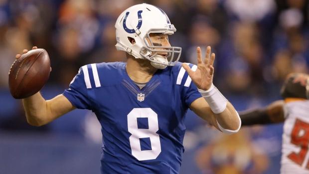 Colts QB Hasselbeck injures ribs in loss to Jaguars - TSN ca