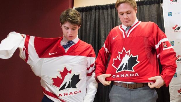 designer fashion 18690 99a25 2016 World Juniors - Team Canada Roster - TSN.ca