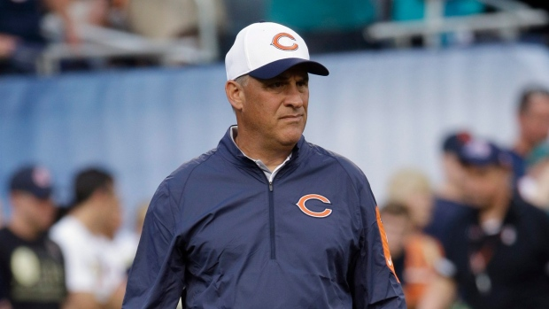 Denver Broncos hire Bears' Vic Fangio as head coach