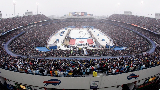 Buffalo to host 2018 World Juniors, include outdoor game ...