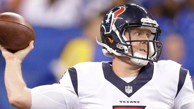 Weeden could start for Texans vs Titans - TSN.ca