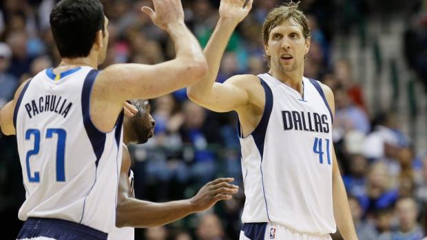 Dirk Nowitzki, Mavericks Agree To Two-Year, $10 Million Contract