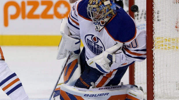 Edmonton Oilers sign goaltender Richard Bachman to one-year contract Article Image 0