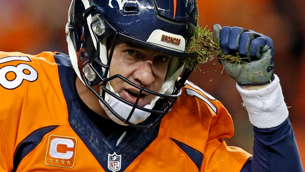 Manning Broncos Beat Chargers For First In Afc Tsn Ca