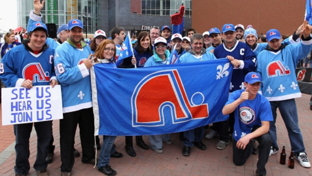 Quebec City NHL fans