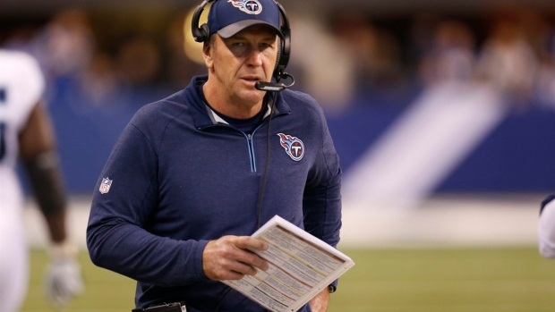 Titans decide to keep interim Mike Mularkey as head coach Article Image 0