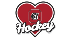 67s I Heart Hockey