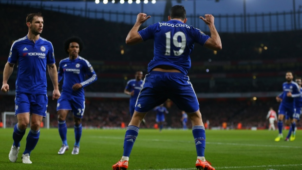 Leicester City on top of Premier League as Chelsea takes a win