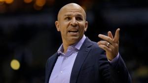 Report: Kidd 'strong frontrunner' for Mavs head coaching job
