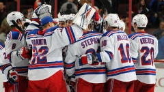 New York Rangers Celebrates