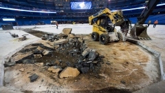 Rogers Centre infield