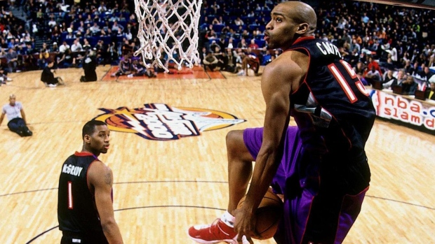 Vince Carter - Slam Dunk Contest