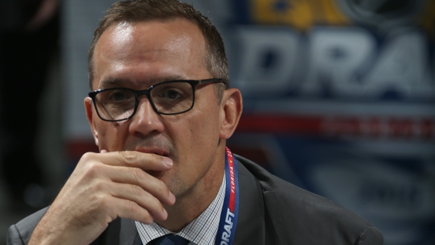 Yzerman to be named Red Wings GM
