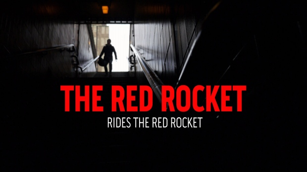 The Red Rocket Rides The Red Rocket