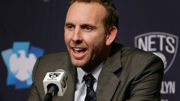 New GM Sean Marks ready for challenge of rebuilding Nets Article Image 0