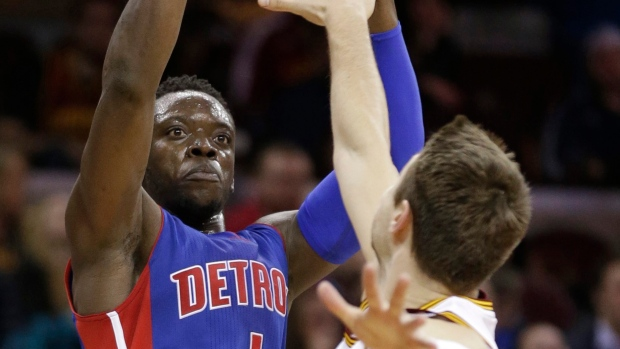 Detroit Pistons 96, Cleveland Cavaliers 88: Cavs have off night in loss