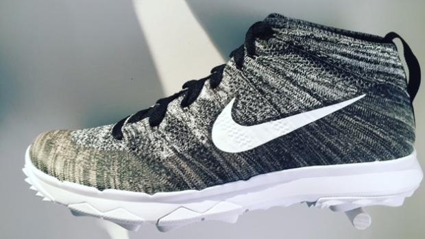 Nike golf shoe