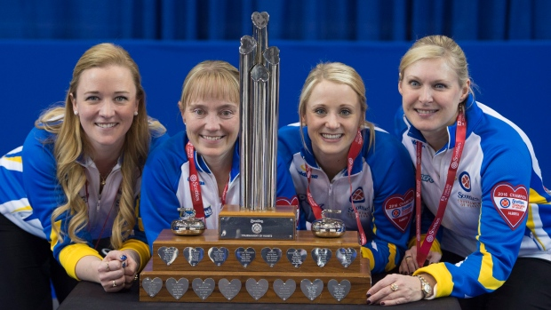 Alberta wins Scotties