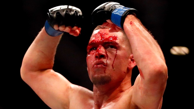 UFC targets Georges St-Pierre v Nate Diaz this summer