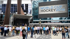World Cup of Hockey Media Event