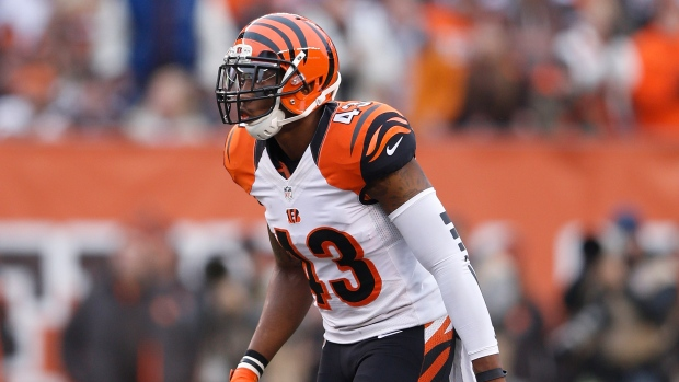 Bengals cut starting safety Iloka