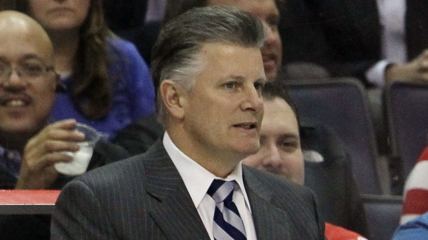 Chicago Blackhawks assistant coach Marc Crawford to go on leave - TSN.ca