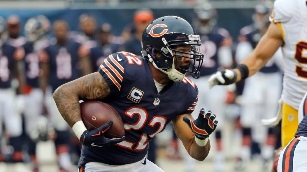 Veteran RB Matt Forte, 32, announces retirement