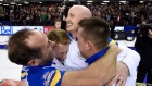 Team Kevin Koe Celebrate